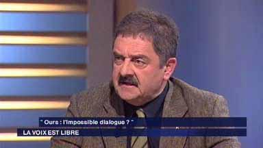 Gérard Dubuc, maire de Saint-Lary en Ariège et vice-président de l'ASPAP