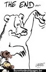 La fin de l'ours des Pyrénées