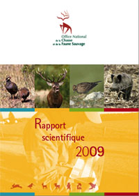 L'ours dans le rapport scientifique 2009 de l'ONCFS