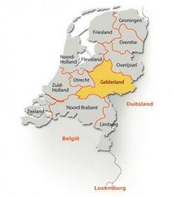 Le loup est de retour aux Pays Bas, dans la Province de Gelderland