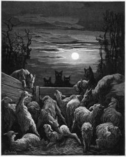 Jean marc moriceau l'homme contre le loup