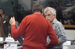 Bruno Besche-Commenge et Laurent Garde