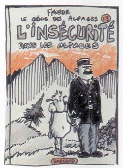 Jean Lassalle et les bandits de grands chemins