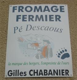 Pé Descaous : cohabitation hommes-ours