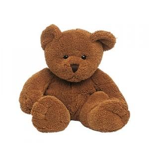 """Une idée de cadeaux de Noël : L'ours """"Noisette"""", un chouette cadeau pour les petits"""