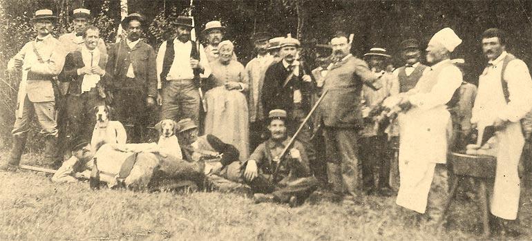 La chasse en France