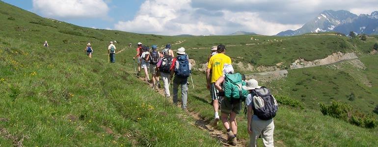 Culture, sports et loisirs : Randonnée en montagne
