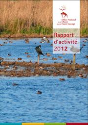 ONCFS Rapport d'activité 2012
