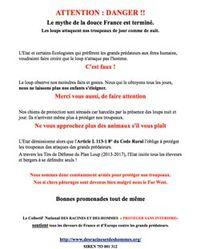 Tract Des Racines et des Hommes : Coup de chaud pour Jean Lassalle