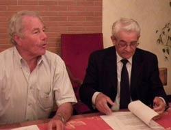 Louis Marette & Augustin Bonrepaux