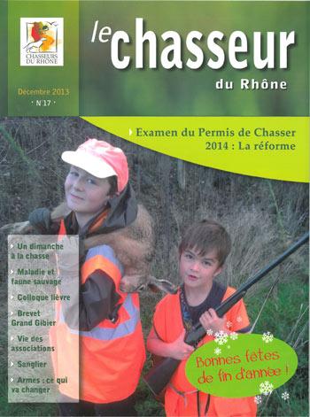 Le chasseur du Rhône décembre 2013
