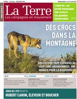 Laurent Garde: Le loup va faire disparaitre l'élevage local