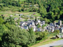 Village etsaut
