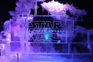 Ice star wars