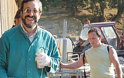 jean-Pierre Alzieu et Christian Derramond, vaccination en juillet-2008